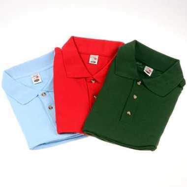 Foute Kersttrui 3xl.3 Stuks Grote Maten Poloshirts 3xl Groen T Shirt Nl